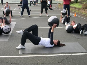 boot camps fitness