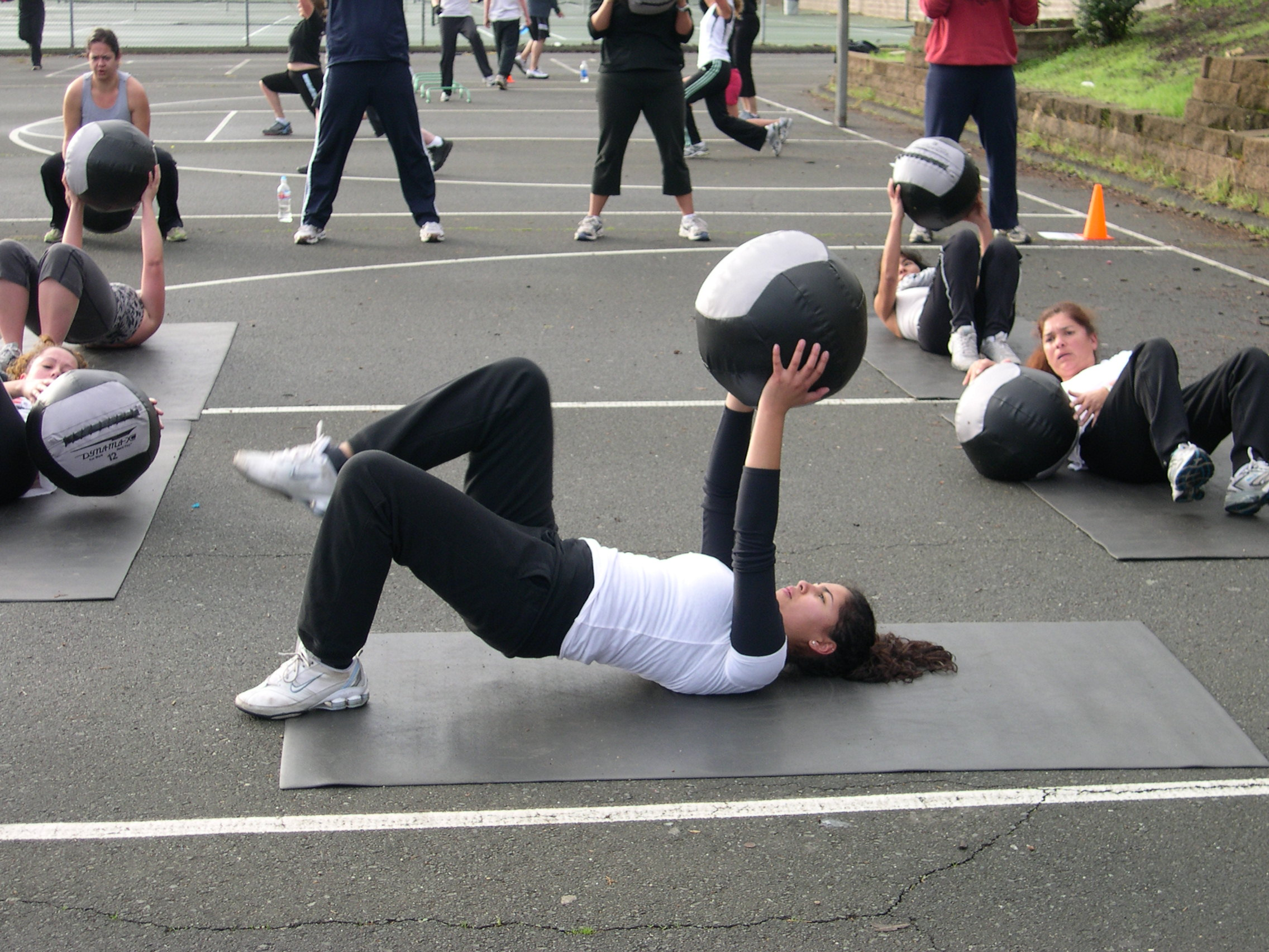 Pin Fitness-bootcamp on Pinterest